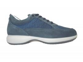 IGI&CO 7693400 Scarpa Camoscio Blu