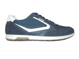 IGI&CO 7690000 Sneaker Camoscio Blu