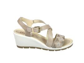 ENVAL SOFT 1283133  Sandalo Vernice Beige