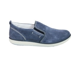 IGI&CO 1123911 Slip-on Camoscio Jeans