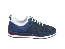 IGI&Co 3138200 Sneaker Nabuk Blu