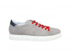 IGI&CO 3132722 Sneaker Camoscio Grigio