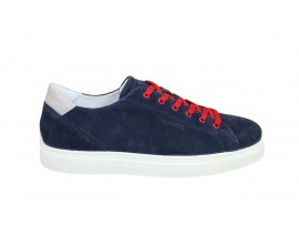IGI&CO 3132711 Sneaker Camoscio Blu
