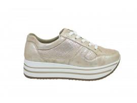 IGI&CO 3160677 Sneaker Pelle Oro