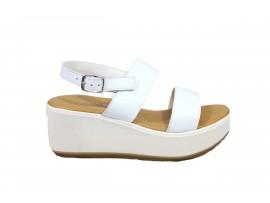 IGI&CO 62994 Sandalo Pelle Bianco