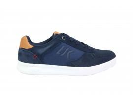 LUMBERJACK 30005 Sneaker Camoscio Blu