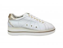 LUMBERJACK 43505 Sneaker Pelle Bianco