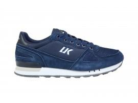 LUMBERJACK 54205 Sneaker Camoscio Blu
