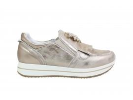 IGI&CO 3159333 Sneaker Pelle Taupe