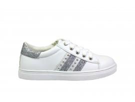 Sneaker 320 Pelle Bianco