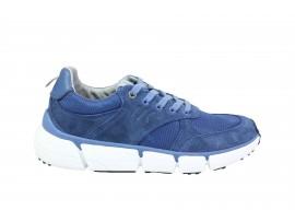 LUMBERJACK 58705 Sneaker Nabuk Blu