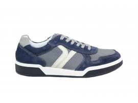 IGI&CO 3136411 Sneaker Camoscio Blu