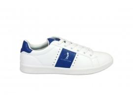 US GOLF CLUB 817 Sneaker Pelle Bianco