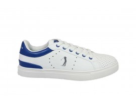 US GOLF CLUB 820 Sneaker Pelle Bianco