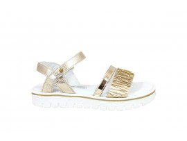 MELANIA 6099 Sandalo Pelle Oro