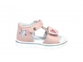 MELANIA 8093 Sandalo Pelle Rosa