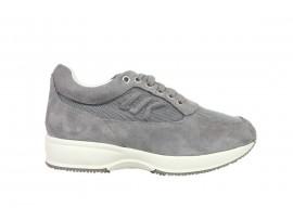 LUMBERJACK 01305 Sneaker Camoscio Grigio