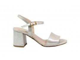 L'AMOUR 923-170 Sandalo Pelle Lux Beige