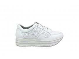 IGI&CO 3160611 Sneaker Pelle Bianco