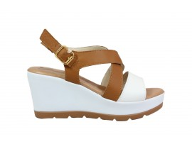SUSIMODA 370849 Sandalo Pelle Cuoio