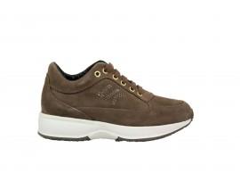 LUMBERJACK 01305 Sneaker Camoscio Tortora