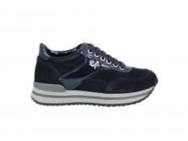 LUMBERJACK 04805 Sneaker Camoscio Blu