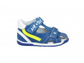 MELANIA Sandalo Blu