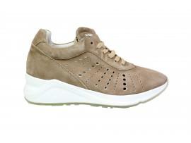 MORELLI 75791 Sneaker Camoscio Sabbia