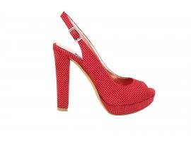 ALBANO Sandalo Rosso