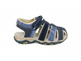 LUMBERJACK Sandalo Blu
