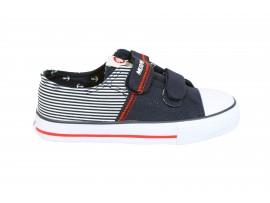 MURPHY&NYE 036 Scarpa Tela Velcro Blu