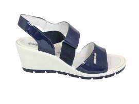 ENVAL SOFT Sandalo Vernice Blu
