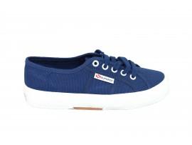SUPERGA Sneaker Blue Mid