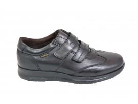 HIMALAYA Sneaker Pelle Nero