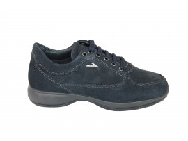IGI&CO 8697700Sneaker Camoscio Blu
