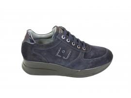 LIU JO 23297C Sneaker Camoscio Blu