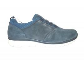 IGI&CO Scarpa Camoscio Blu